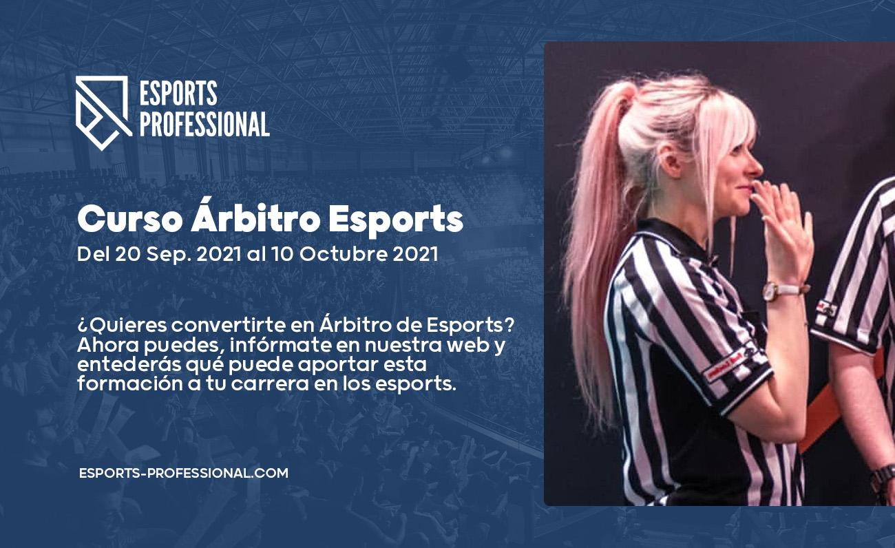 Banner Arbitro Esports