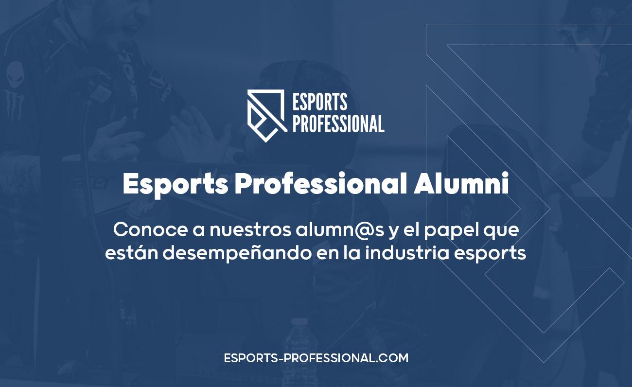 Esports Professional Alumni