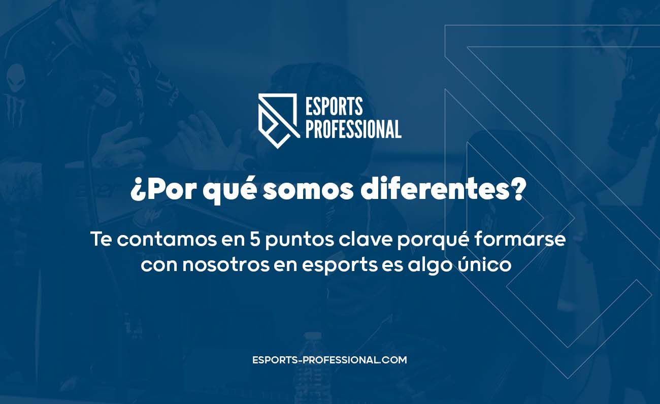 Esports Professional es único